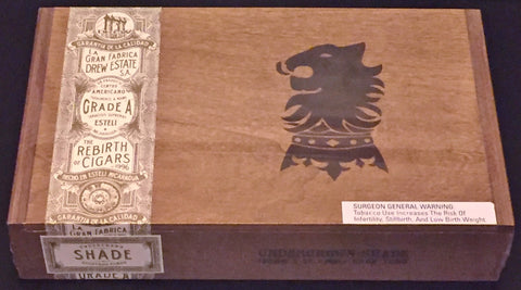 Undercrown Shade by Drew Estate Gran Toro - Box of 25