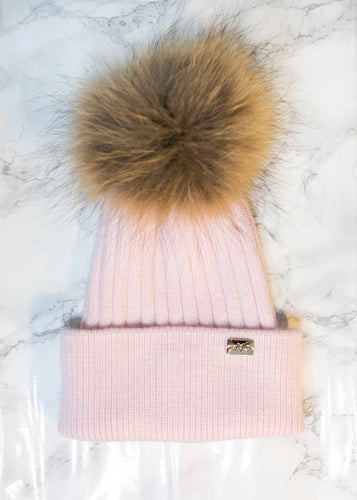 Blush Pink - Royal Wool