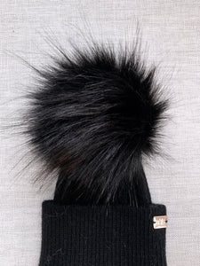 Black Pom - Royal Wool