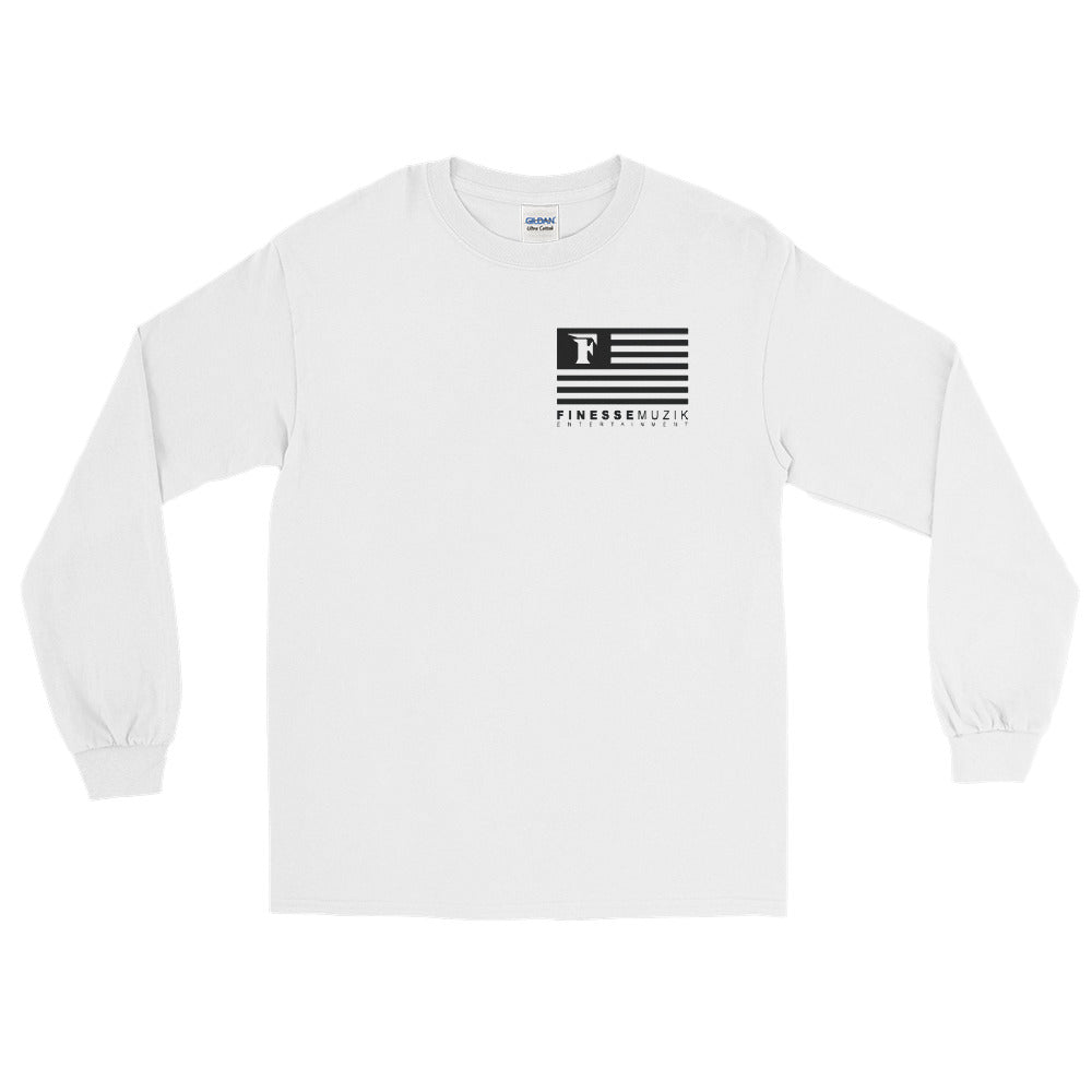 Survival Of The Littest / Long Sleeve T-Shirt - White
