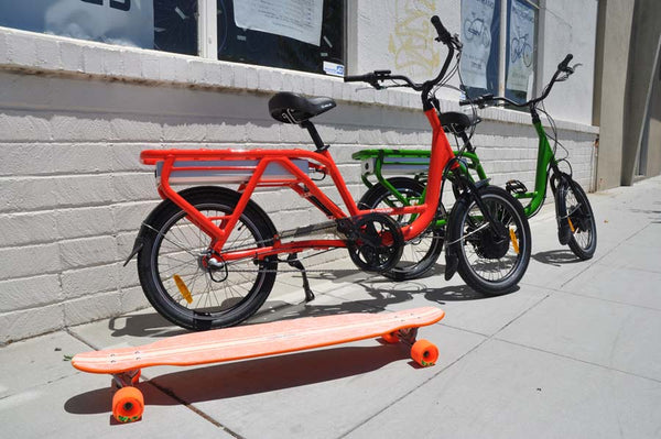 Juiced ODK Cargo Electric Bike