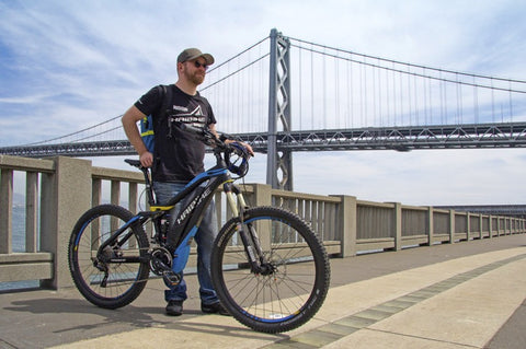 Haibike ebikes are taking over in San Francisco