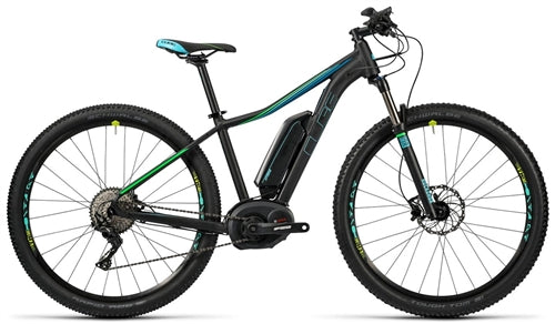 Cube ACCESS WLS HYBRID RACE 400 Electric Mountain Bike
