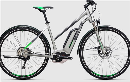 Cube CROSS HYBRID Race Allroad 500 - Step thru