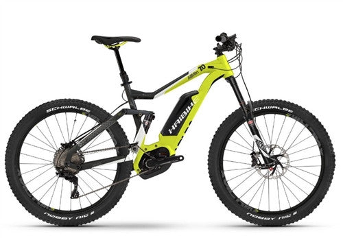 Haibike XDURO All Mountain Pro 7.0 Ebike -2017