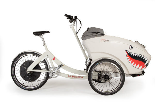 TRIO MONO E - ELECTRIC CARGO BIKE