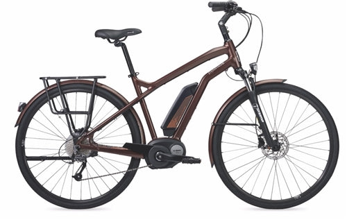 MOUSTACHE Samedi Brown 28 Ebike