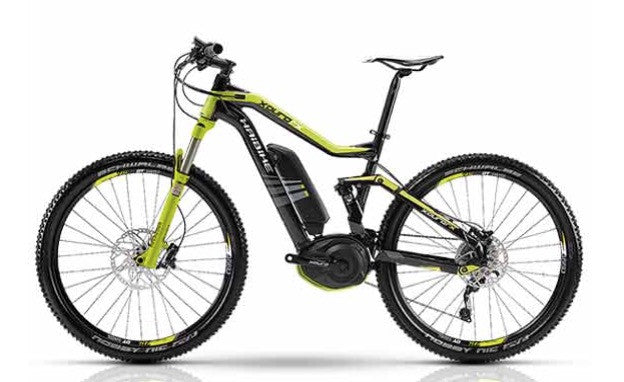 Best Electric Mountain Bike >> Haibike Xduro Fs Rx 27 5 Electric Mountain Bike Ebikelane