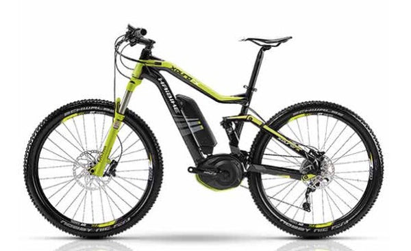 Haibike Xduro FS RX 27.5 Electric Mountain Bike