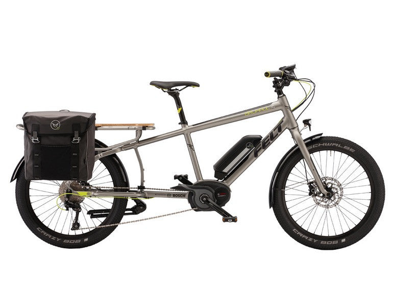 Felt Brühaul Electric Cargo Bike