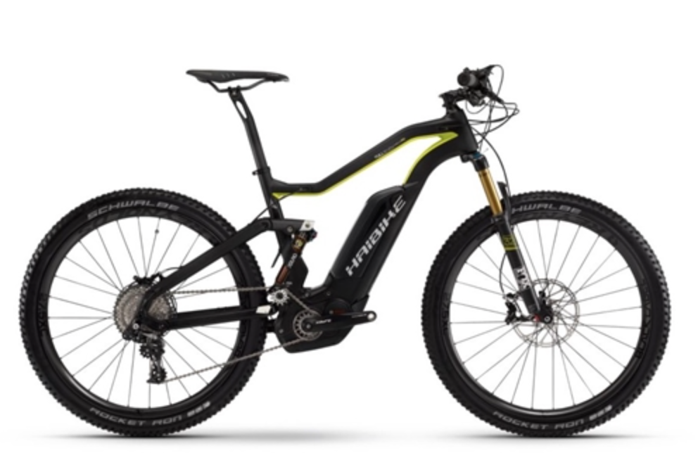 HAIBIKE XDURO FULLSEVEN CARBON PRO ELECTRIC BIKE