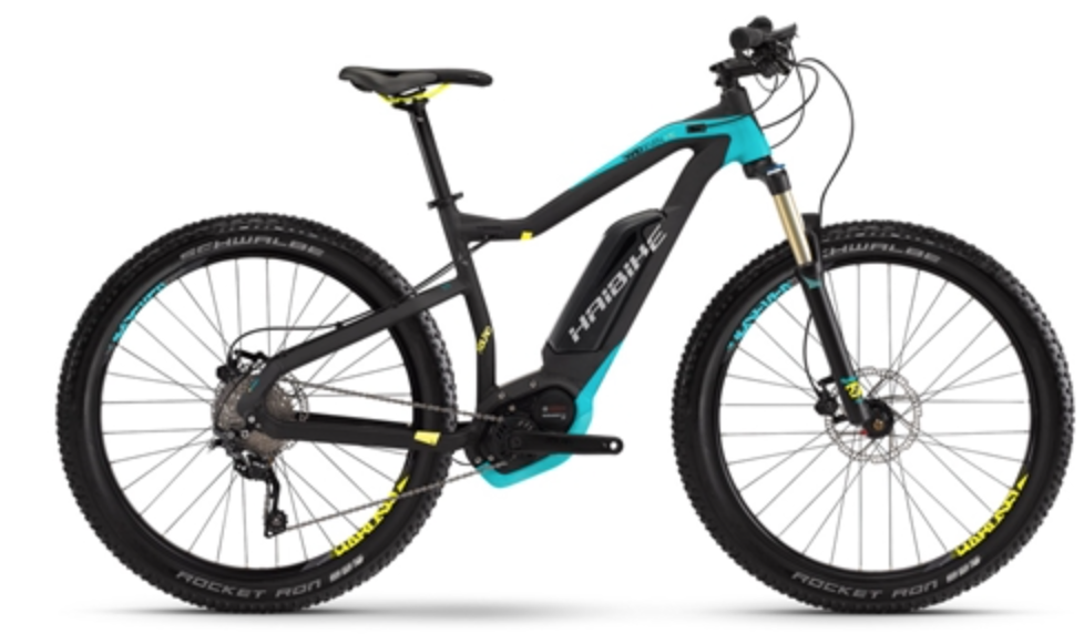 HAIBIKE XDURO HARDSEVEN CARBON PRO ELECTRIC BIKE