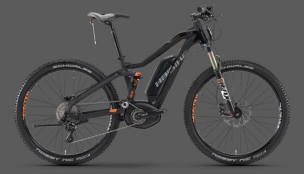 HAIBIKE XDURO FULLSEVEN S PRO ELECTRIC MOUNTAIN BIKE - 28MPH