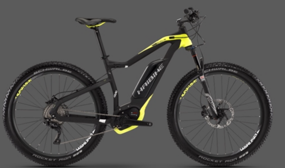 HAIBIKE XDURO HARDSEVEN PLUS RX ELECTRIC BIKE