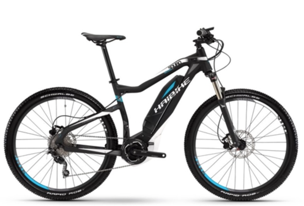 HAIBIKE SDURO HARDSEVEN SL ELECTRIC BIKE