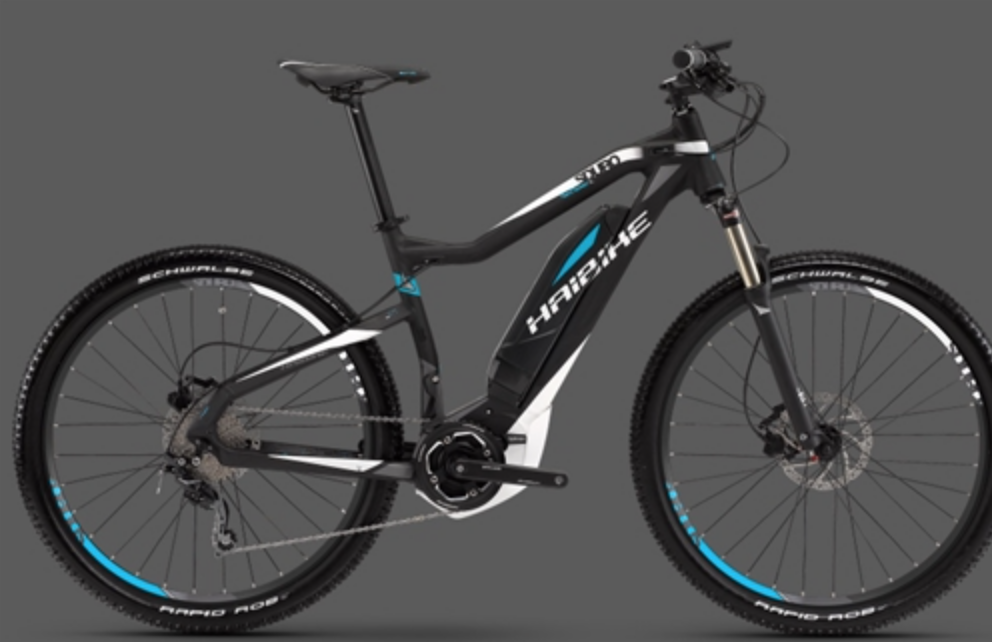HAIBIKE SDURO HARDSEVEN SM ELECTRIC BIKE