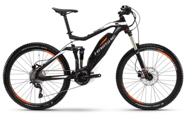 HAIBIKE SDURO AMT SL ELECTRIC BIKE