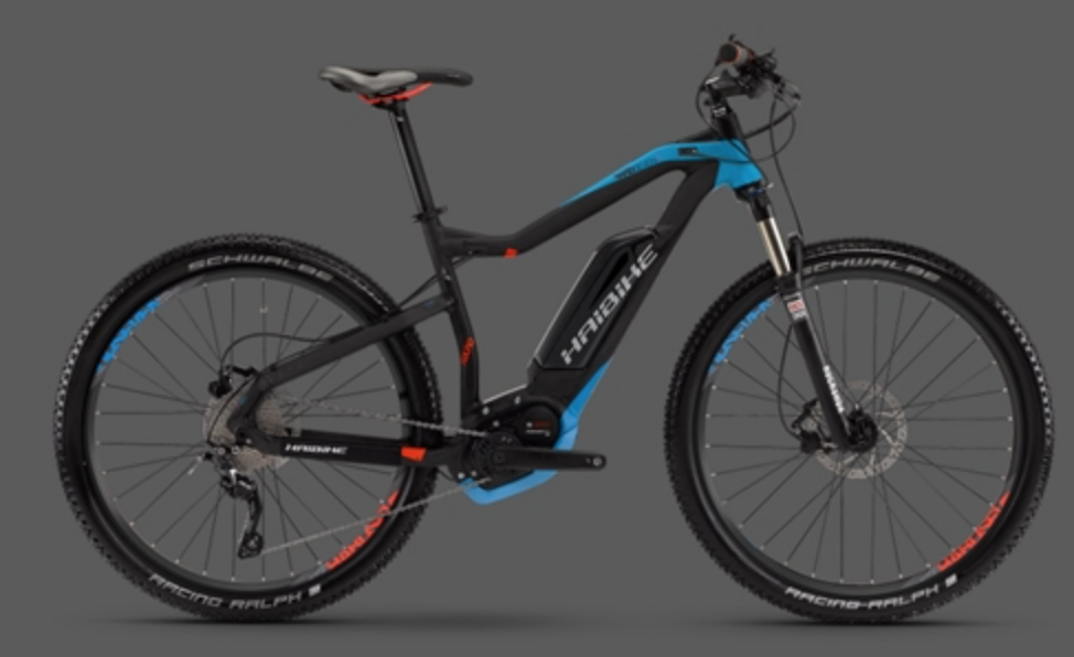HAIBIKE XDURO HARDSEVEN RC ELECTRIC BIKE