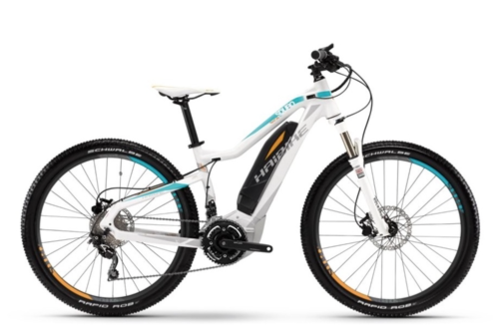 HAIBIKE SDURO HARDLIFE RC ELECTRIC BIKE