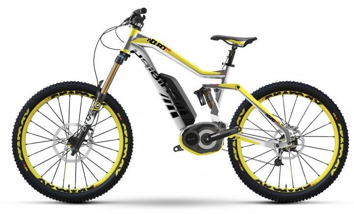 Haibike XDURO NDURO Electric Mountain Bike