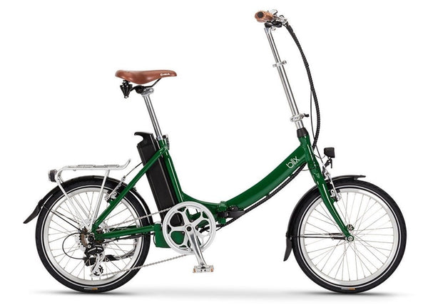 BLIX Vika+ Folding Electric Bike
