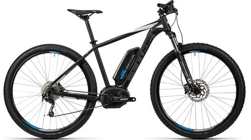 Cube REACTION HYBRID HPA PRO 400 Ebike