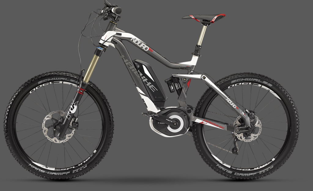 Haibike XDURO NDURO RX Electric Mountain Bike