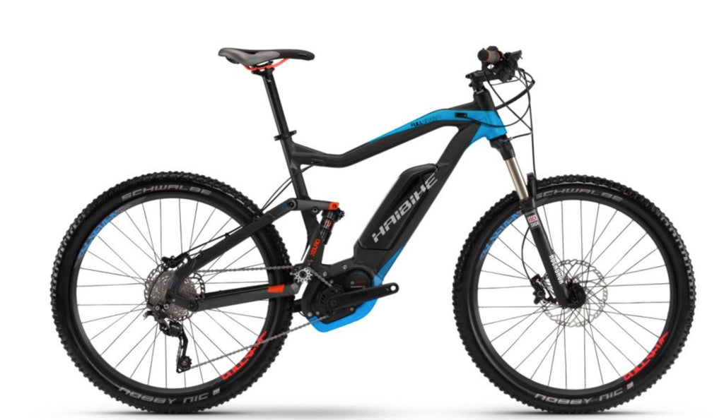 HAIBIKE XDURO FULLSEVEN RC ELECTRIC BIKE