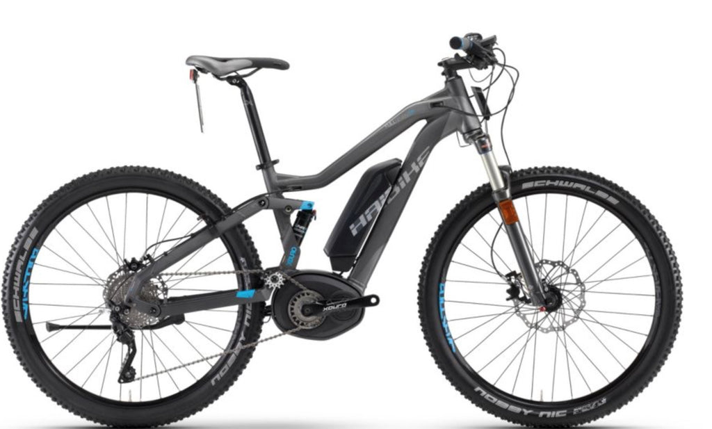 HAIBIKE XDURO FULLSEVEN S RX ELECTRIC BIKE