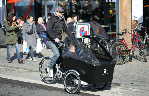 TRIO BOXSTER E - ELECTRIC CARGO BIKE