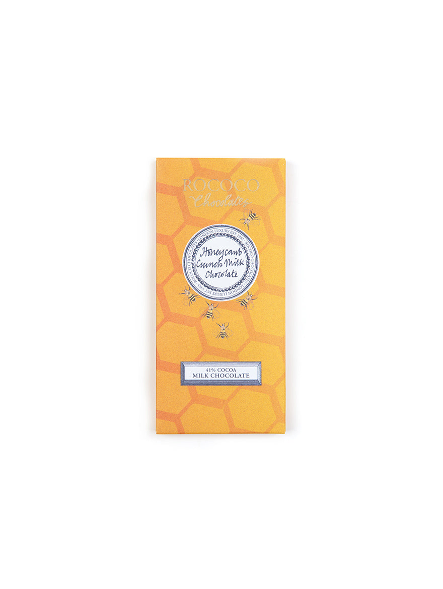 Honeycomb Crunch Chocolate Artisan Bar