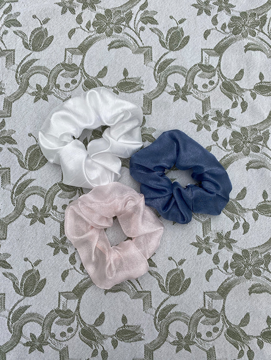 Organza Scrunchie Gift Set