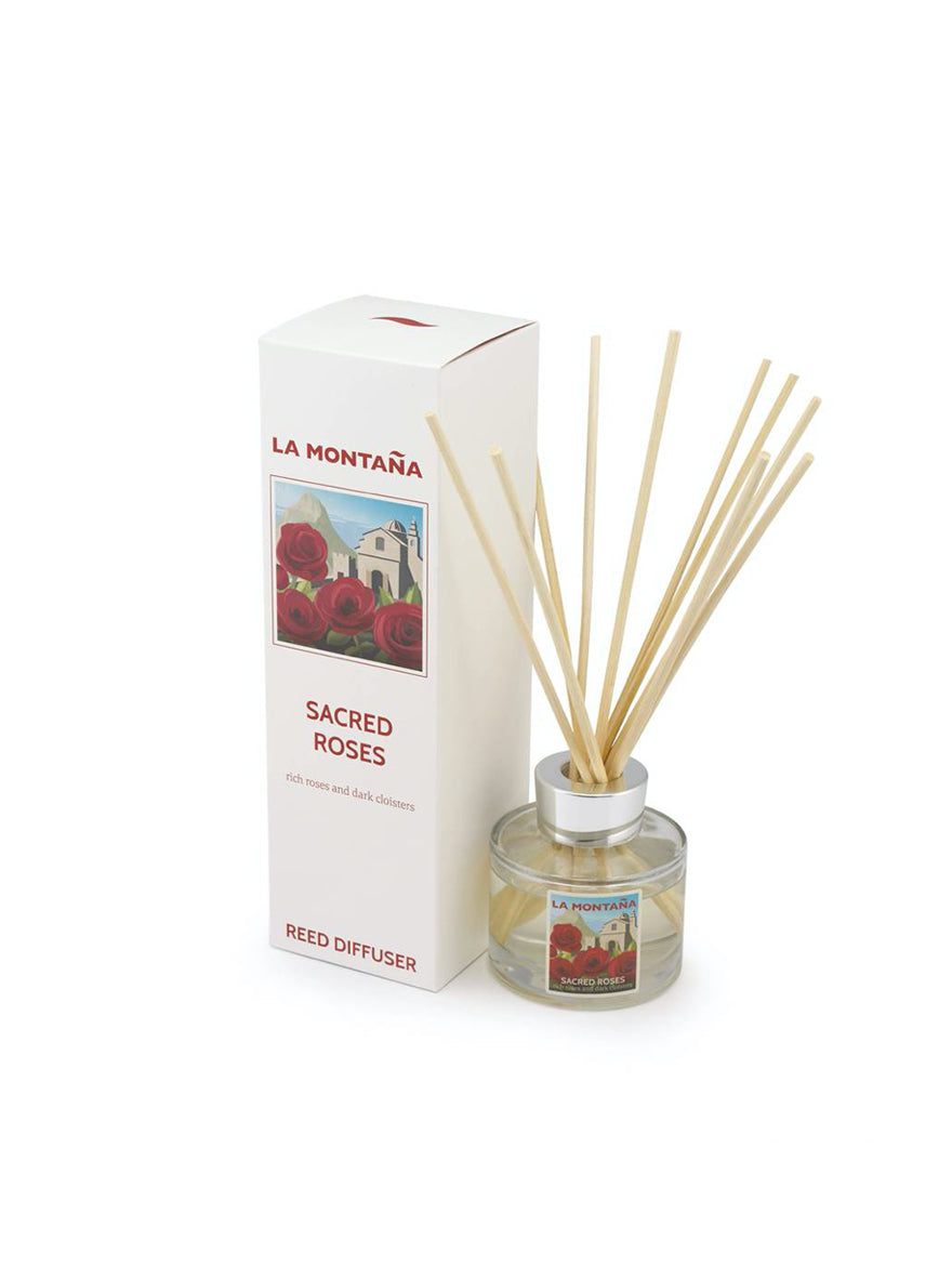Sacred Roses Reed Diffuser