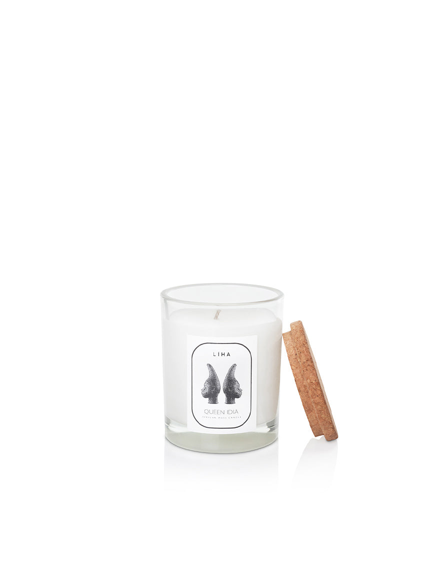 QUEEN IDIA CANDLE (9cl small)