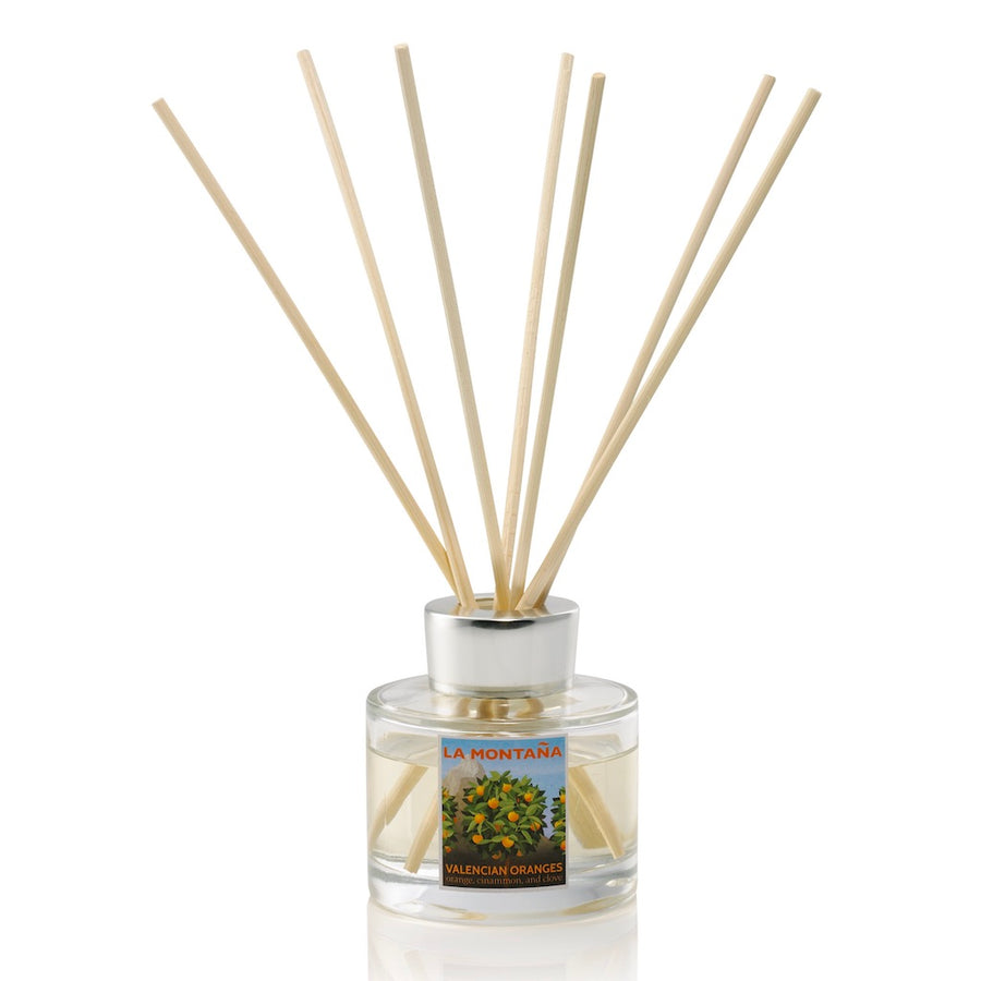 Valencian Oranges Reed Diffuser