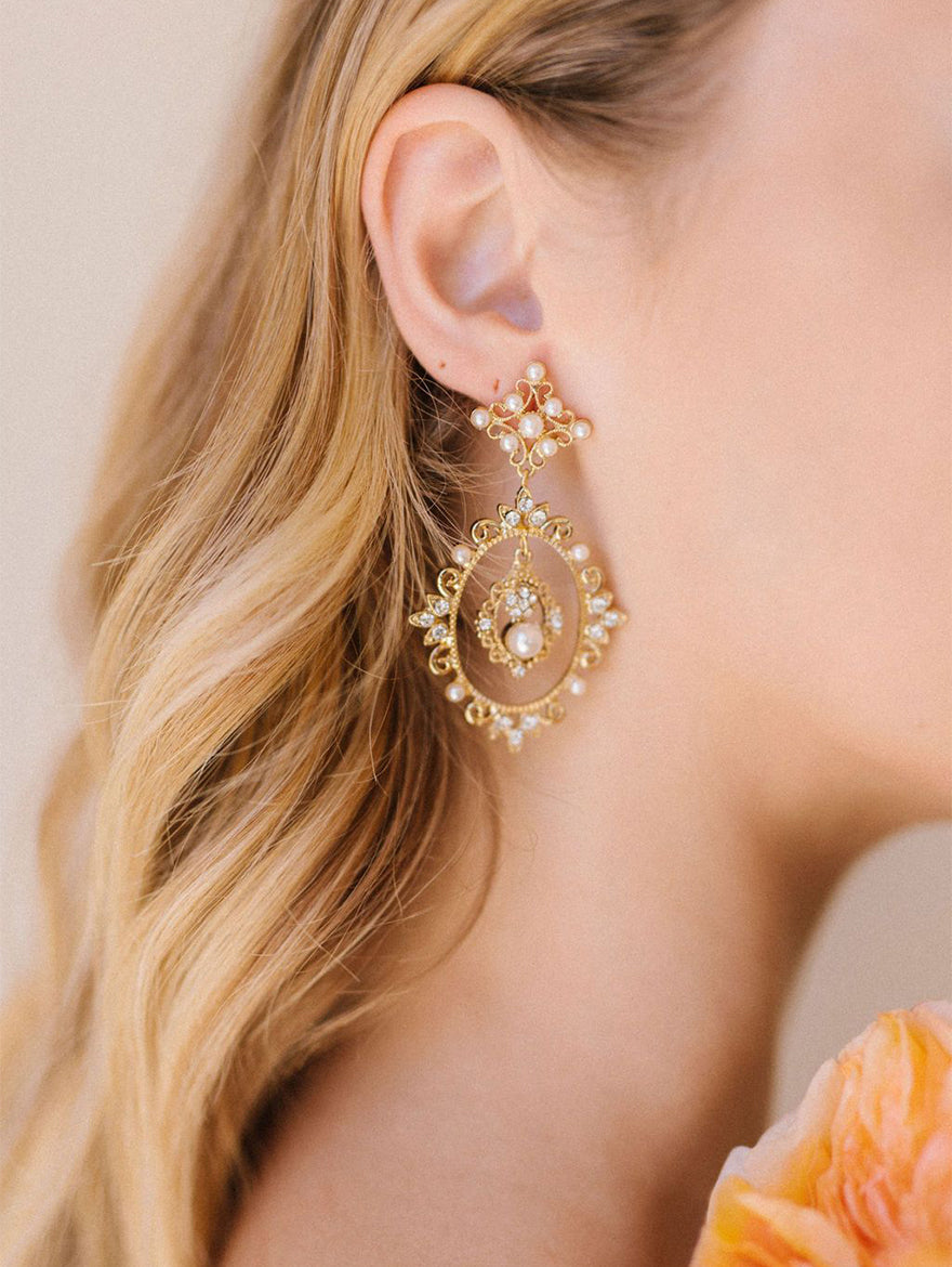 Whalen Earrings
