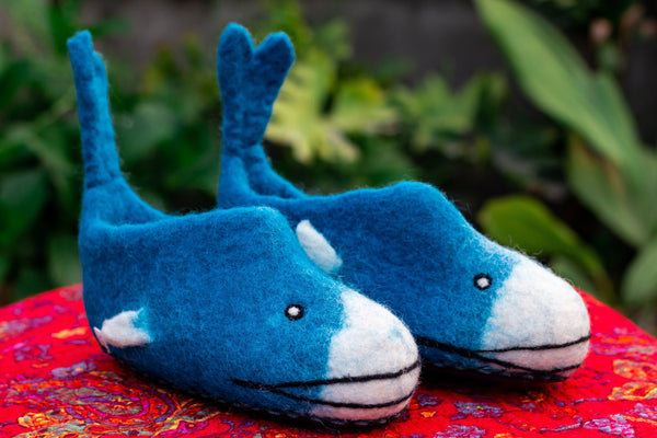 Blue Dolphin Shoes - yala-garden -