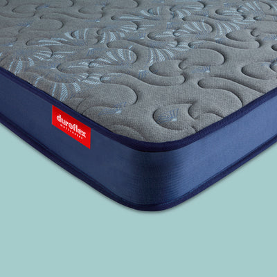 Duroflex Back Magic - 5 Zoned Orthopedic High Density Premium Coir Mattress | Certified by National Health Academy