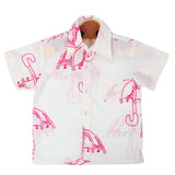 Printed Shirt for Boys Half Sleeves