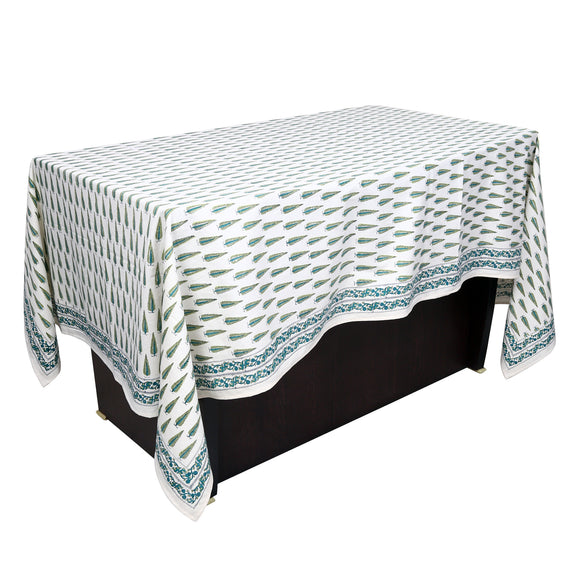 6-Seater TableCloth in Rectangular Shape