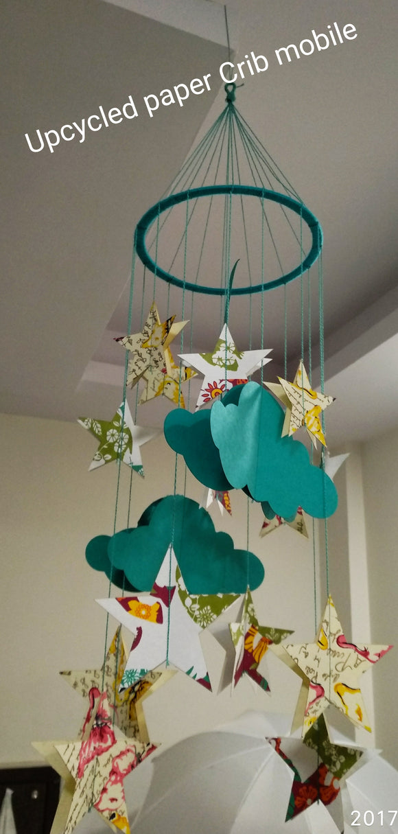 Nursery Room Decor ceiling hanging