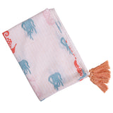 Feeding stole Cover cum sarong for women Multiuse