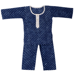 Baby Playsuit Kurta Pajama set