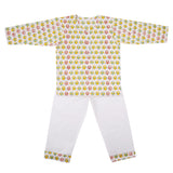 Owl print Cotton PJ Nightsuit Set