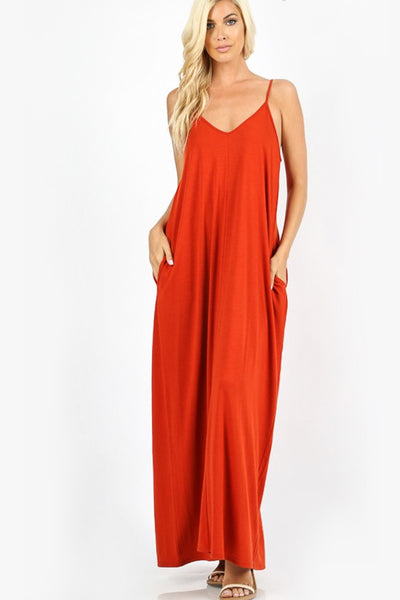 SUMMER MAXI (COPPER)