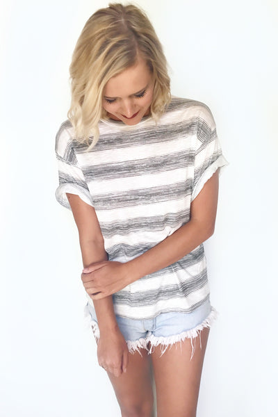 RILEY STRIPED BASIC