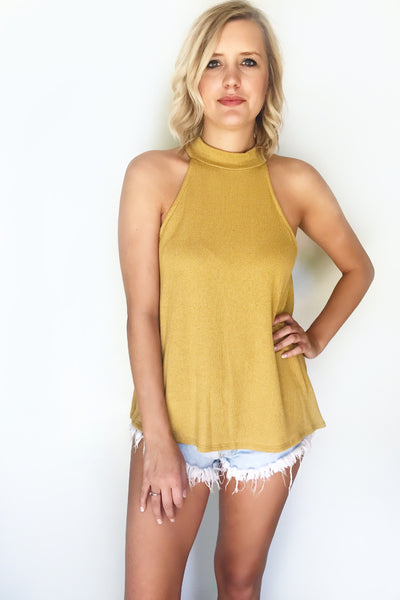 SOUTHBAY HIGH-NECK TANK