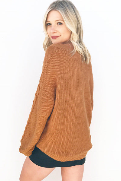 TAWNI KNIT SWEATER