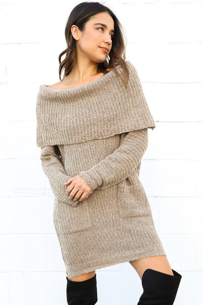 EAST VILLAGE KNIT MINI