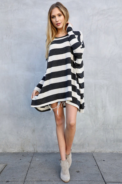 CHARLES STRIPED BASIC (THICK STRIPE)